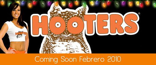 Hooters-soon