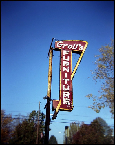 Rent To Own Furniture Utah ... Most interesting photos from Neon Furniture Signs (vintage only) pool