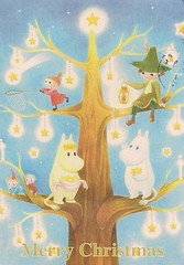 Higakiyo2 - Cartoon/Comic/Anime RR #83 (selphie10) Tags: colors japan illustration stars lights bright seasonal rr moomin characters finnish moomins merrychristmas