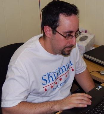 Accountability NOW Director Jeff Hauser
