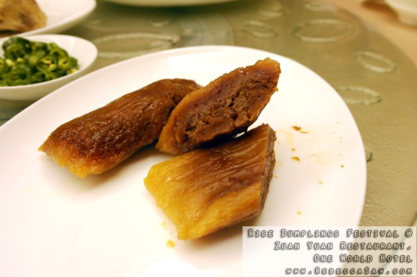 Rice Dumplings Festival @ Zuan Yuan Restaurant, One World Hotel-03