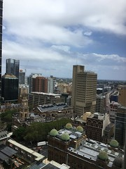 View from my room (Suzieboots) Tags: online17 informationonline sydney hilton queenvictoriabuilding qvb