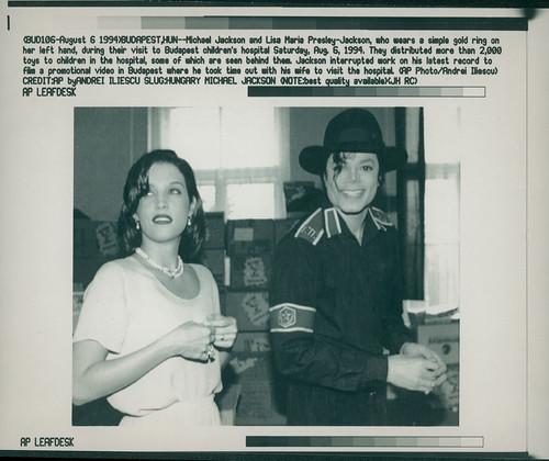 Jackson Michael - Aug 06 1994