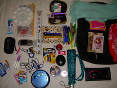 sunglasses umbrella panasonic elf whatsinyourbag nivea handbag trident benetton caselogic