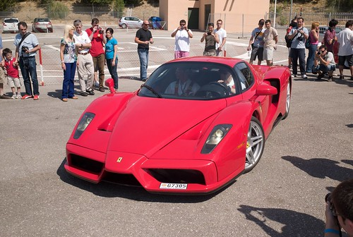 L1044520- Ferrari GTO 25 anys- Ferrari Enzo (by delfi_r)
