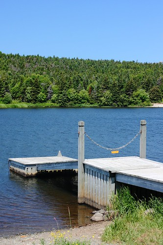 Dock at Long Pond