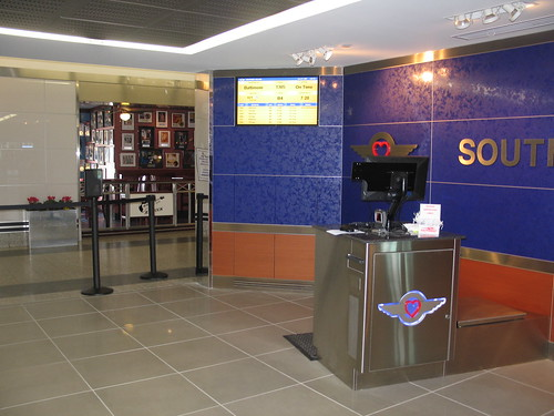 Southwest LGA Ticket Counter 2