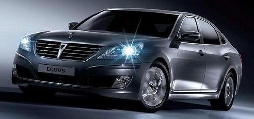 2011 Hyundai Equus Specious Cars