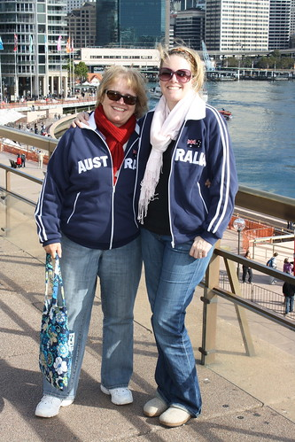 Matching Mother-Daughter Jackets!