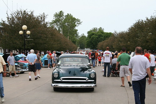 Good Guys car show Des Moines