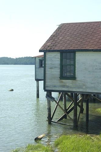 Building on Pier