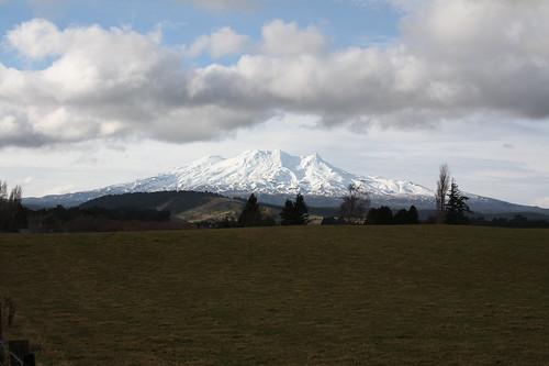 Mt Ruapehu - Far Away