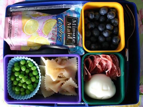 Preschooler Bento #212: July 10, 2009