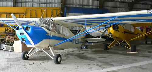 Aeronca 7EC Champion (N7489B)