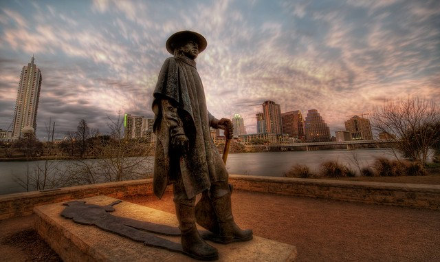 Stevie Ray Vaughn Austin