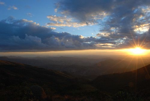 0056 Serra do papagaio - Sunset