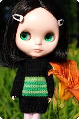 Watermelon sweater on Himitsu