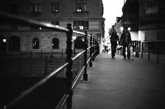 (patrickjoust) Tags: street leica city bridge light urban bw white black classic blancoynegro film night analog 35mm walking lens prime focus couple europa europe flickr fuji shine mechanical sweden stockholm dusk f14 cosina voigtlander patrick rail rangefinder tourist 150 1600 fujifilm neopan sverige 40 manual 40mm m3 rodinal scandinavia joust 35 range finder developed nokton och sv cv biancoenero suecia wetzlar riksbron vitt svart drottninggatan blancetnoir leitz svartvitt schwarzundweiss terrascania autaut voigtlandernokton40mmf14mc lovelycity patrickjoust