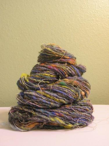 Mishmash yarn