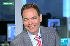 Max Keiser on France24