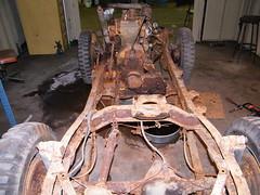 Jeep restoration (ike047) Tags: museum jeep wwii restorations