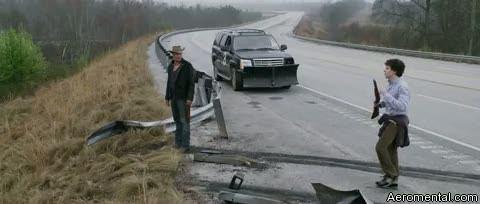 zombieland carretera