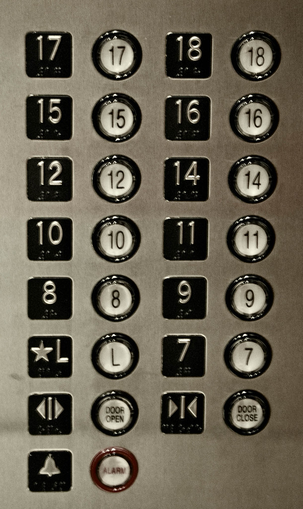 The world 39 s most recently posted photos of elevator and for 13th floor superstition