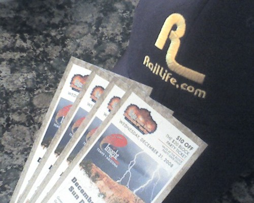Rail Life Insight Bowl Tickets
