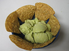 Chips and Ice Cream Dip