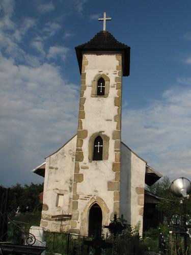OSTROV CHURCH by FOREVER CARDON.