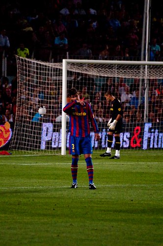 Barcelona: the key elements of defence