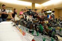 DSC_0104 (DViddy) Tags: castle lego space system technic bionicle mecha bzpower legoconvention wamalug brickfair09