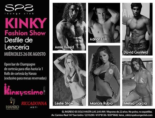Kinky Fashion Show