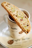 Pistachio Pomegranate and Orange Biscotti© by Haalo