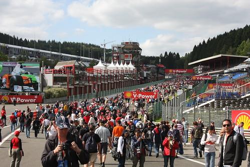 Belgian GP 2009 Spa Race 497