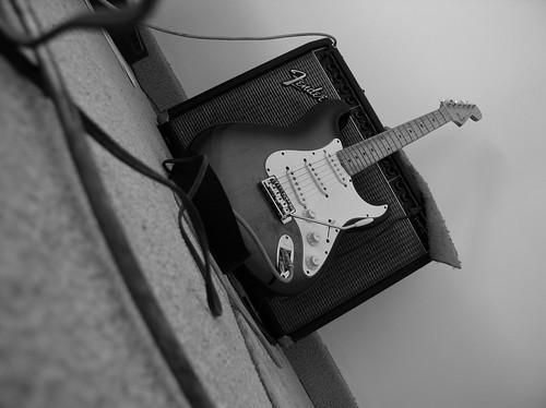 La Fender de malefico