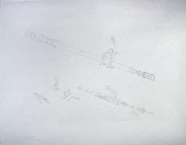 gun disassembly 1
