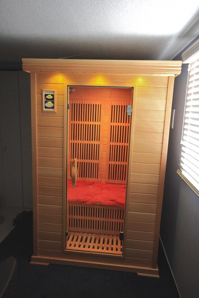New Infrared Sauna