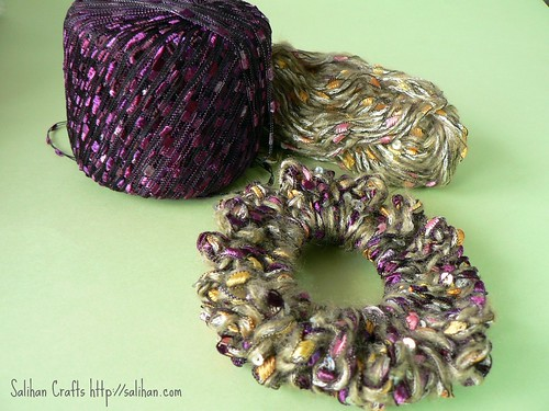 Novelty Yarn Combo 3