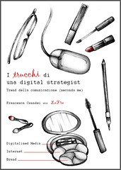 I Trucchi di una digital strategist (Cover)