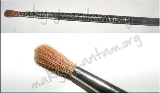 inglot 10s blending brush makyaj kozmetik profesyonel kalıcı makyaj fırçaları