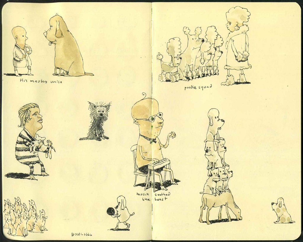 Mattias Sketchbook