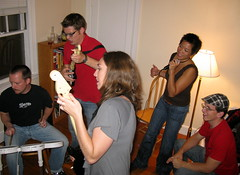 Rock, Rock On! (AzyxA) Tags: party xingu michaela