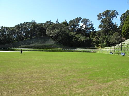 Pukekura Sports Ground