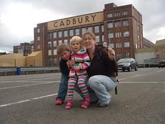 At the Chocolate Factory (DaveSpencer) Tags: world cadbury
