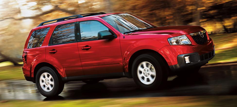 Mazda Tribute Exterior