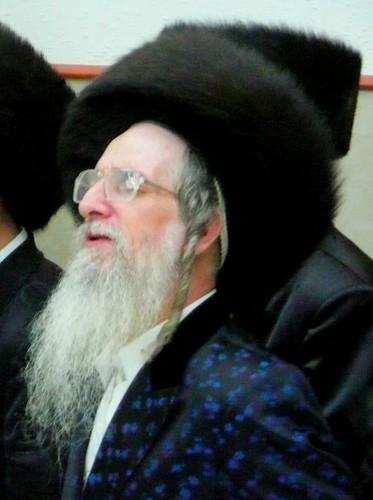 Melitzer Rebbe, shlita