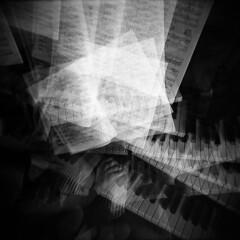 Rachmania: Rapsodie on a Theme of Paganini (thescatteredimage) Tags: music holga hands fuji sandy piano australia melbourne victoria multipleexposure concerto diafine neopan400 2009 rachmaninov diabolical paganini 120gn holga120gn autaut augustforster rapsodieonathemeofpaganini