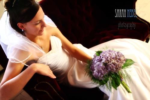 . the bride .