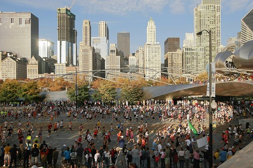 Maraton Chicago 2008